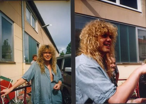 Rick Savage wallpaper probably with a street, a window box, and an awning entitled Sav