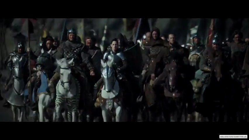 Screen Captures: Snow White & the Huntsman - First Look.