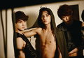 Se hun, Kai & Chanyeol @ High Cut