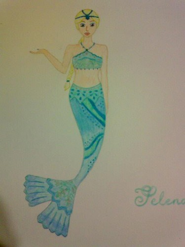 Selena - Arctic Ambassador Mermaid
