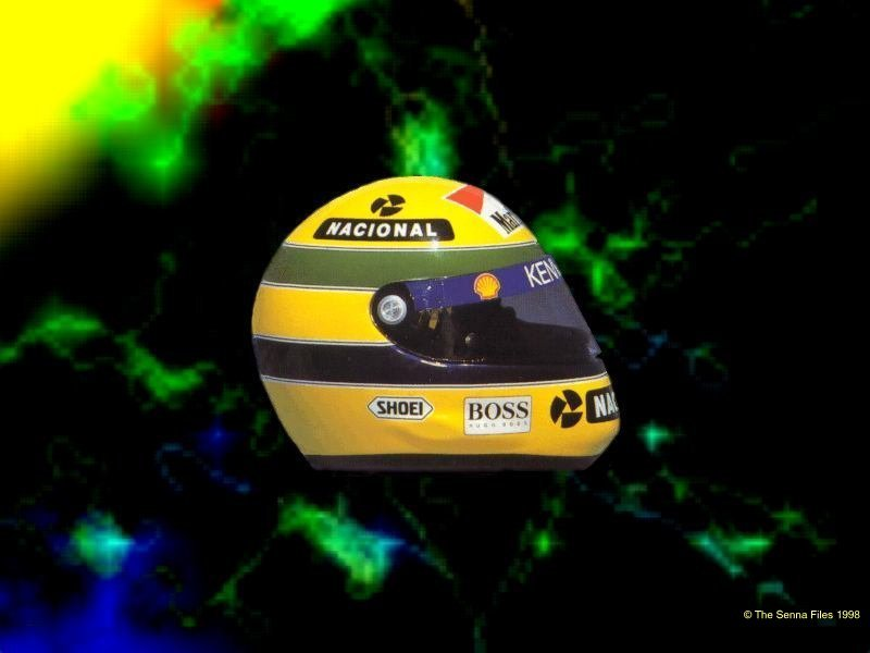 Senna 헬멧 바탕화면