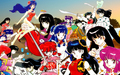 Shampoo & Mousse_ (Ranma 1/2) - shampoo-and-mousse wallpaper