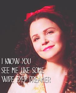 Snow White/Mary Margaret