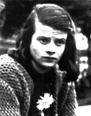 Sophia Magdalena Scholl (9 May 1921 – 22 February 1943)
