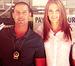 Stana Katic & Jon Huertas ♥