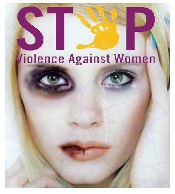 Stop women abuse!