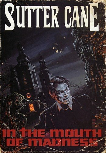 Sutter Cane In the Mouth of Madness