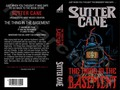 Sutter Cane The Thing in the Bastment