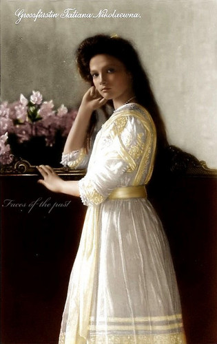 selebriti yang meninggal muda wallpaper probably with a bridesmaid and a bouquet entitled Tatiana Nikolaevna Romanova (May 29 (O.S.)/June 10 (N.S.), 1897 – July 17, 1918)