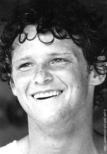 "Terrance Stanley ""Terry"" лиса, фокс CC OD, (July 28, 1958 – June 28, 1981"