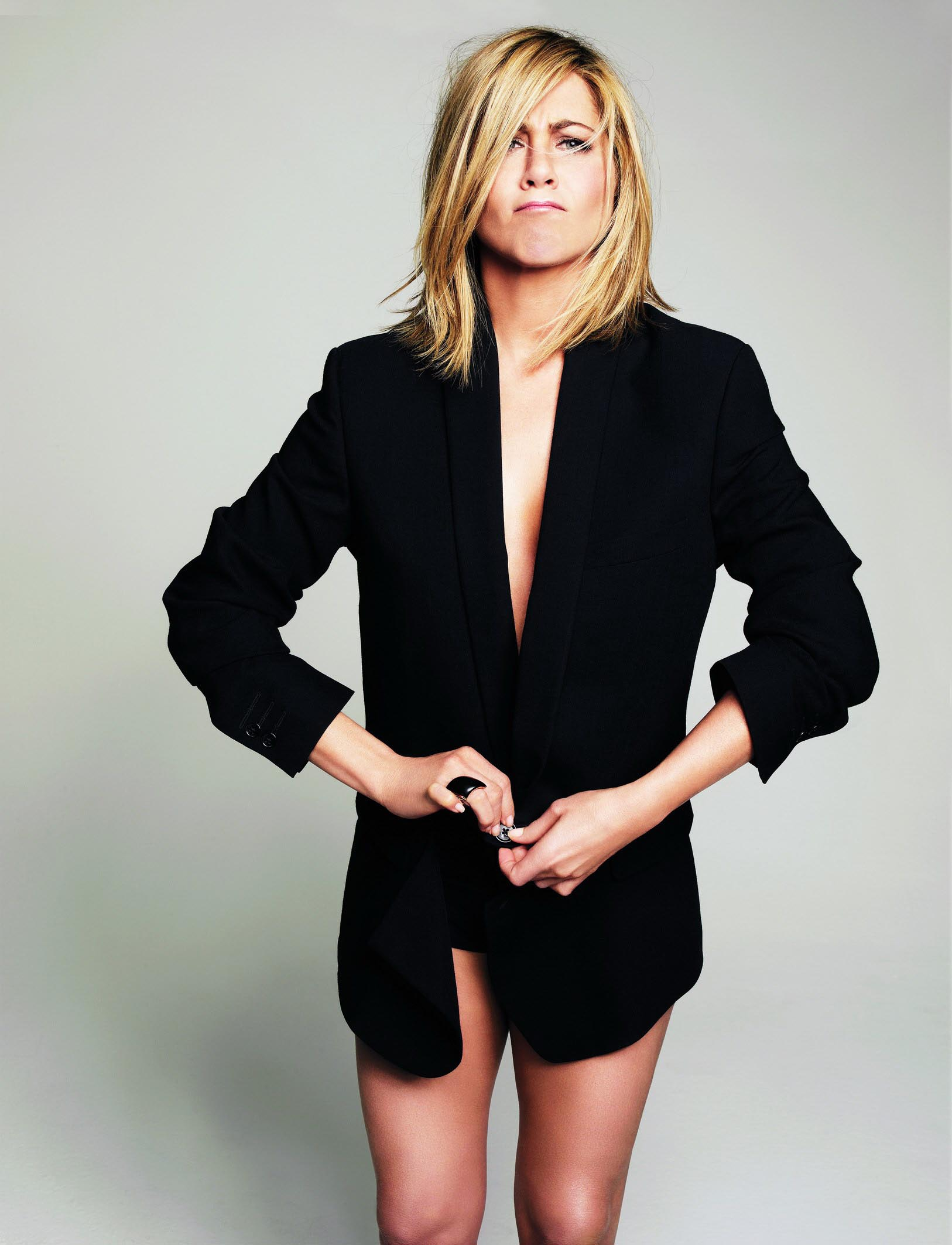Tesh Photoshoot 2011 for Marie Claire