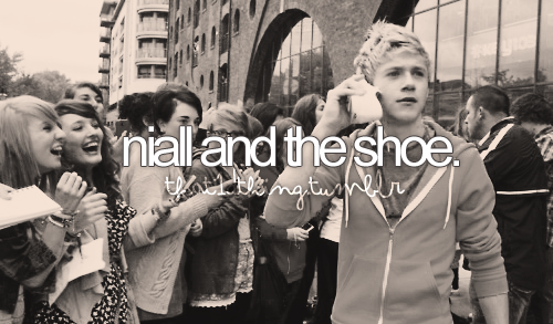 That 1 Niall Horan Thing