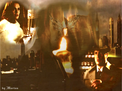 The Blue Butterfly {Joe&Vera}