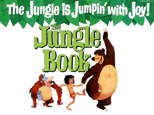 The Jungle Book Обои probably with Аниме called The Jungle Book
