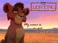 the-lion-king - The Lion King Kovu Wallpaper HD wallpaper