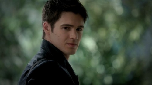 Jeremy Gilbert wallpaper containing a portrait titled The Vampire Diaries 3x11 Our Town HD Screencaps