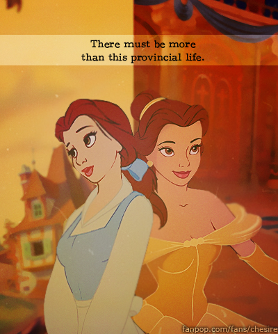 Then and Now - Belle