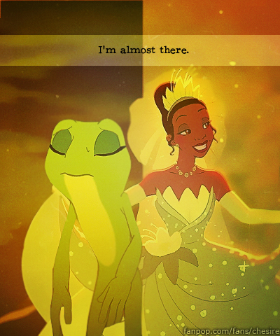 And Now Tiana