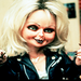 Tiffany - bride-of-chucky icon