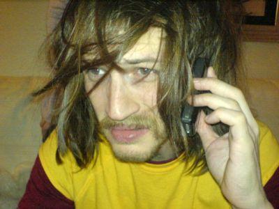 Tom Hardy Self Pic's