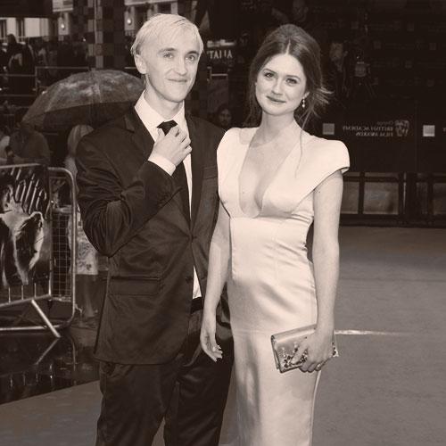 Tom and Bonnie