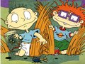 rugrats - Tommy & Chuckie wallpaper
