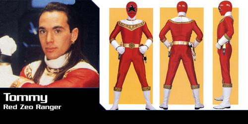 Tommy Oliver (Power Rangers Zeo)