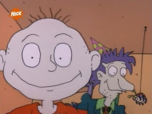 Rugrats images Tommy's First Birthday wallpaper and ...