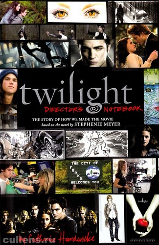Twilight Directors Notebook - twilight-movie Photo