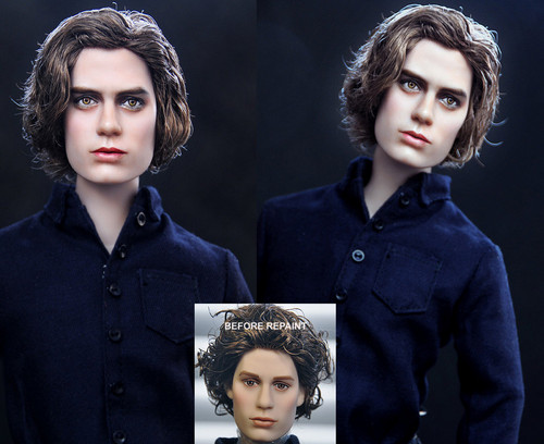 Twilight Jasper Doll Repaint