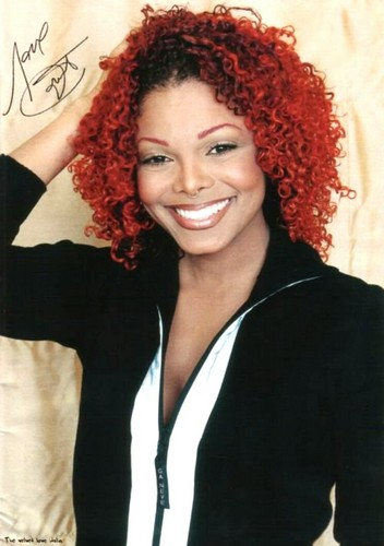 Janet Jackson images Velvet Rope Era  HD wallpaper and background photos