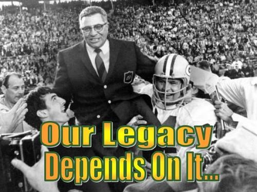 Vince Lambardi Coach & The 1960's Packer Team