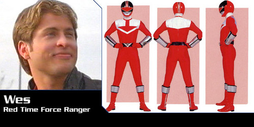 Wesley Collins (Power Rangers Time Force)