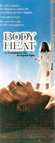 William Hurt in Body Heat
