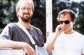 William Hurt in Smoke