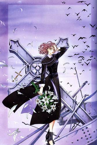 X/1999 manga cover (volume 11)