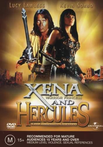 Xena & Hercules poster