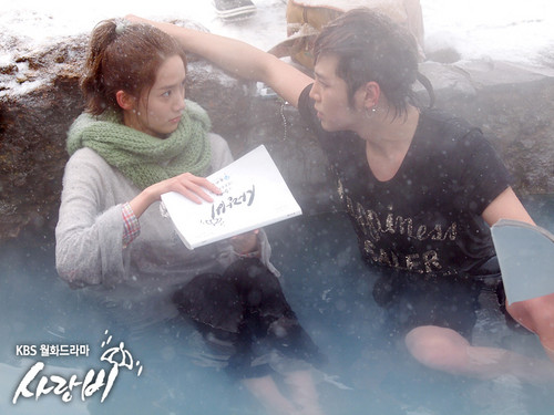 Yoona @ KBS Cinta Rain Official Pictures