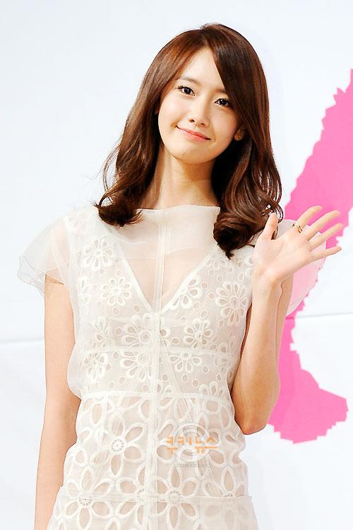 Yoona @ Love Rain Press Conference