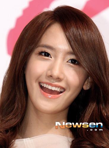 Yoona @ 사랑 Rain Press Conference