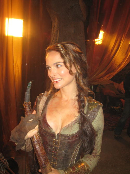 Your Highness Behind the Scenes