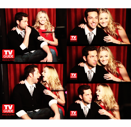 Zac and Yvonne <3