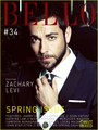 Zachary Levi Covers 'Bello' Magazine - zachary-levi photo