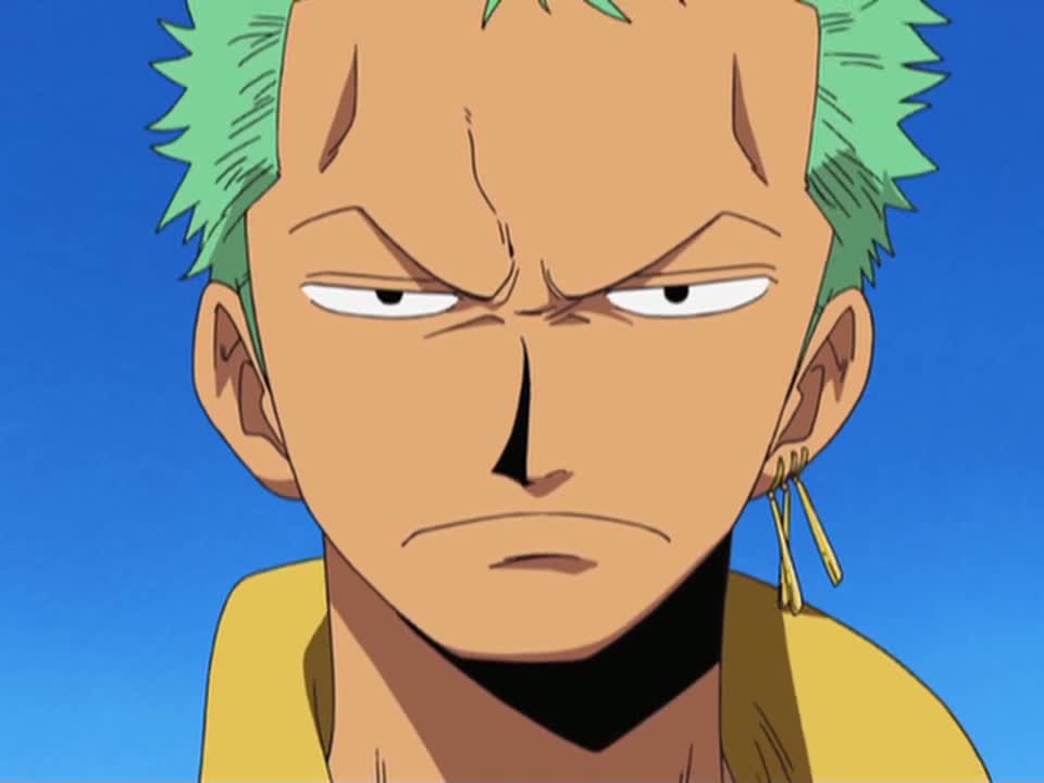One Piece-Roronoa Zoro