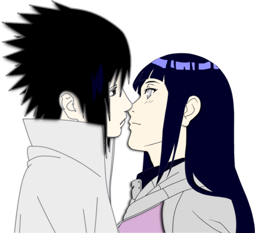 animê and sasuke