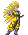 goku ssj3 - dragon-ball-z photo