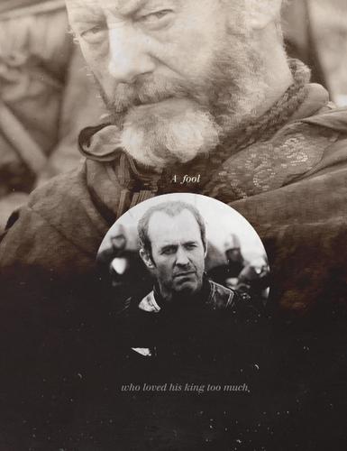 Stannis & Davos