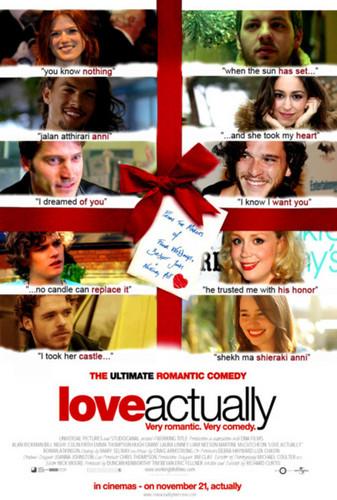 tình yêu Actually || GoT version