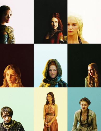 Ladies of season 2