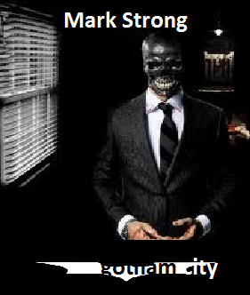 gotham city- black mask
